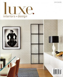 We're in LUXE!