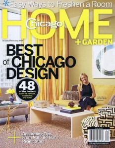 "Chicago Home + Garden: ""Best of Chicago Design"""