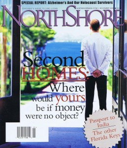 "North Shore Magazine: ""Passage to India"""