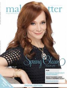 In the Press!!  Make it Better Mar/Apr 2015