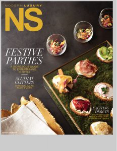 Isberian Featured In Modern Luxury NS Holiday Issue 2016