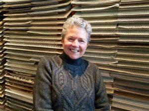 Karen Lawrence Of Oscar Isberian Rugs
