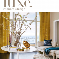 Luxe Interiors issue