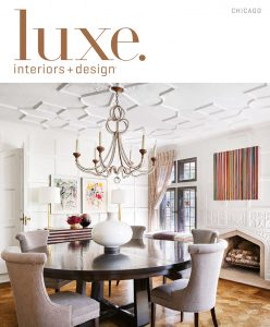 Our rugs featured in Luxe Interiors Sept/Oct Issue