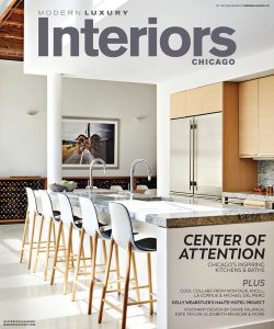 Our rugs in Modern Luxury Interiors Fall Edition