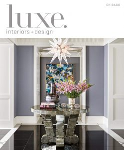 We're in the Luxe Fall 2018 issue