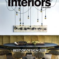 Oscar Isberian Rugs in Modern Luxury Interiors Winter 2019 Edition