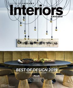 We're in Modern Luxury Interiors Winter 2019