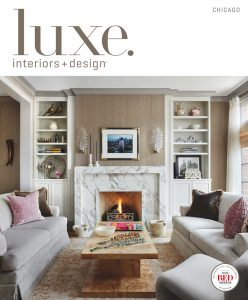 Oscar Isberian Rugs Featured in Luxe Interiors May 2019 Issue
