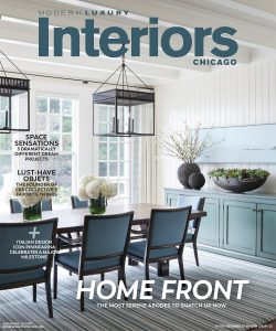 Our Rugs Featured in Modern Luxury Interiors 2020