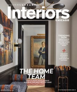 Our Rugs Featured in Interiors February '21 Issue