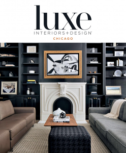 Luxe Interiors and Design March 2021